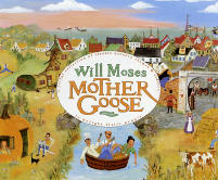 image will moses mother goose book